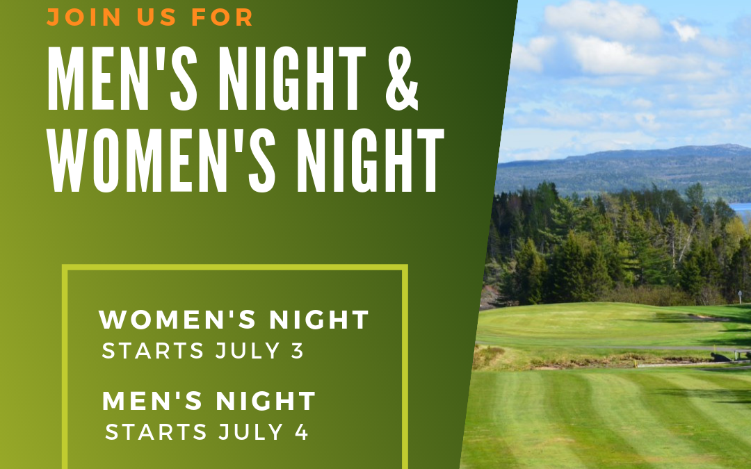 Men's Night & Ladies' Night