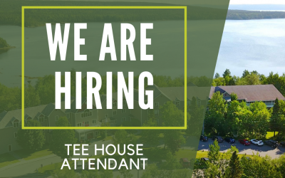 Tee House Attendant